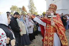 078. Patron Saints Day at the Cathedral of Svyatogorsk / Престольный праздник в соборе Святогорска