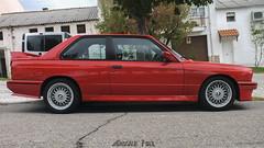 BMW M3 E30 (1) (GonzaloFG) Tags: detail slr ford chevrolet car sport skyline honda spain italia nissan evolution huracan ferrari camaro mclaren enzo bmw gto jaguar mustang m3 ducati audi lamborghini rs m6 m5 challenge m4 avant v8 rs2 spotting s2000 e30 nsx gallardo amg drifting rs4 typer gtr trackday murcielago etype quattro gt40 f40 r8 f12 rs6 v12 f50 cosworth nismo e46 r34 e36 berlinetta superleggera 458 899 m3csl desmosedici panigale ftype 275gtb rs3 e92 circuitodeljarama stralade m235i