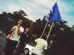 #EcoWalk: Sanlakas Secretary-General Atty. Aaron Pedrosa