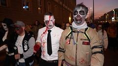 Halloween Zombie Walk, Berlin, Germany (Berlin-Magazin.de) Tags: berlin halloween germany dayofthedead scary blood zombie walk creepy spooky mitte blut maske díadelosmuertos 2015 verkleidung zombiewalk