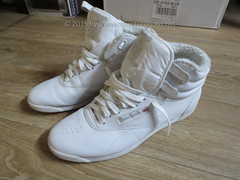 REEBOK FREESTYLE HIGH FUR (sneakcollector) Tags: freestyle sneakers sneaker rfh reebok