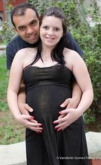 Baby a caminho (Vanderlei Gomes Fotografia :-]) Tags: parque baby felicidade bebe casal gravida unio gestante