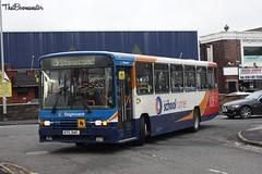 Stagecoach Cumbria 20711 (Luke Bowman's Photography) Tags: park bus volvo ride grove ps hazel farewell cumbria alexander alx stagecoach b10m 20711