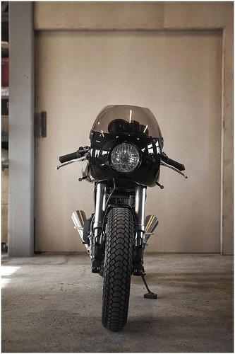 Ducati 900 SS Monkee #74