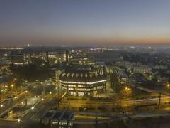 Dortmund am Morgen