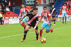 CD LUGO - RAYO VALLECANO (101)
