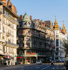 Genve (Didier Mouchet) Tags: street architecture switzerland nikon suisse geneva avenue rue genve btiment genf helvtique d5300 helvtie nikond5300 didiermouchet
