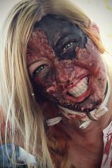 Zombie Cosplay (Capitan Libeccio 77) Tags: zombie luccacomics umbrellacorporation cosplaycomics cosplayportrait zombieportrait zombiecomics zombiecosplay capitanlibeccio77 zombiecosplaycomics simonebiagi