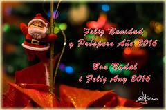 Feliz Navidad y Prspero Ao 2016 (JordiKno) Tags: merrychristmas feliznavidad joyeuxnol bonnadal