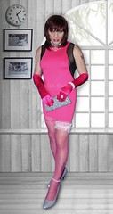 Pink love - my fav! (Julia Sweet) Tags: uk sexy stockings sex lady fetish t tv high doll slut feminine cd young mini crossdressing tgirl transgender sissy tranny transvestite heels males change trans transexual queer girlz maid pantyhose crossdresser crossdress bizarre ts kinky stilettos boygirl nylons shemale feminization girlboy fetisch girlyboy sissyboy feminisation tgirls sheboy cdtv transvesite trannyboy sissyfication girlyboys gaysissy