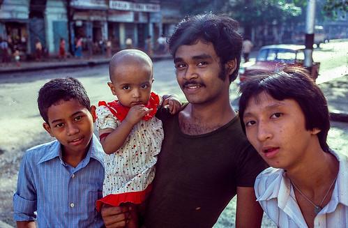 Rangoon Family
