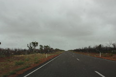 60 km marker (iainrmacaulay) Tags: highway australia barkly