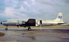N874TA Douglas DC-6A (C-118A) Trans Air Link (Keith B Pics) Tags: miami mia douglas tal dc6 kmia 33270 liftmaster c118 skytruck r2800 533270 transairlink n96039 n874ta