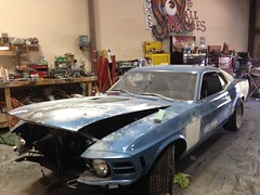 """1970 Boss Mustang • <a style=""""font-size:0.8em;"""" href=""""http://www.flickr.com/photos/85572005@N00/23772009370/"""" target=""""_blank"""">View on Flickr</a>"""