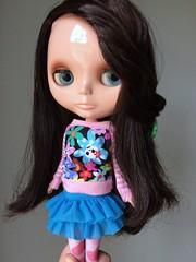 New Girl MML (Chassy Cat) Tags: doll stock special margaret ladybug blythe neo takara meets sbl ebl mml margaretmeetsladybug ericaduh