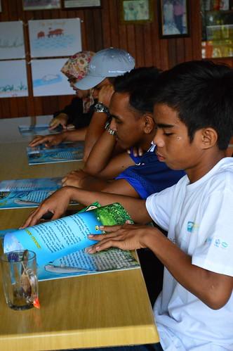 Dugong Storybook Sharing Session