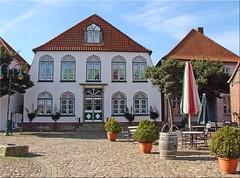 Melddorf/Dithmarschen (Jorbasa) Tags: jorbasa geotag hessen wetterau germany deutschland meldor bucht marktplatz schleswigholstein stadt marketplace town