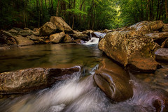 Frequency (Kathy Macpherson Baca) Tags: landscape waterscape river water streams softwater icy rocks boulders waterfalls rapids fresh clean chilly refreshing forest natpark smokeymountains tennessee wet scenic world planet earth waterfall