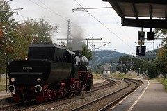 Steam engine I (tillwe) Tags: tillwe 201609 titisee halbjahrsgeburtstagrasmus historical dampflok bahnhoftitisee steamengine