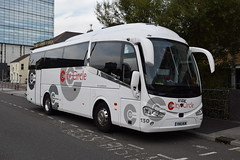 City Circle Irizar i6 Coach YN16 WUW (5asideHero) Tags: city circle irizar i6 yn16 wuw british coach operators
