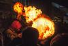 TB11 (Rockman of Zymurgy) Tags: devon uk tarbarrel tar barrels flame flaming fire crowd scorch barrel alight ottery st mary