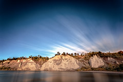 Scarborough Bluffs (Dan Fleury) Tags: canon wideangle 1740 6d cans2s 416 yyz lake colour windy bigstopper nd filter longexposure landscape bluffs scarborough toronto ontario canada ca