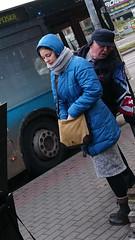 Downcoat (coatrPL) Tags: jacke jacket downjacket downcoat daunen winter coat puffy hooded mantel zimowy płaszcz płaszczyk pikowany outdoor down candid