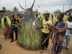 Agbogbo-Za Festival, Nots (peace-on-earth.org) Tags: regionplateaux tgo togo geo:lat=694252533 geo:lon=117133900 geotagged nots africa agbogboza festival ewe peaceonearthorg