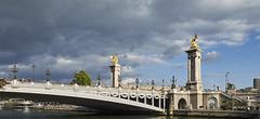 Navegando por el Sena 17 (CarlosJ.R) Tags: francia pars pont puente puentedealejandro sena