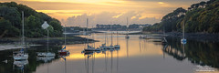 Aber wrac'h (philippe MANGUIN photographies) Tags: aberwrach aber bretagne finistere plaisance bateau mer sea boat ocean panorama