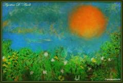 Sicilia: prati verdi e sole caldo - Ottobre-2016 (agostinodascoli) Tags: impressionismo art digitalart digitalpainting digitalgraph cianciana sicilia sole erba elaborazionedigitale agostinodascoli verde nature texture autunno ottobre