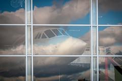 concorde (macmarkmcd) Tags: aircraft manchester manchesteraviationcentre runwaypark nikon d300 tamron70200f28