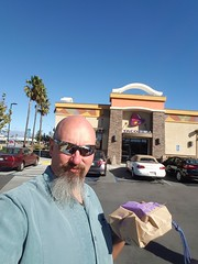 Steal a Base, Steal a Taco (cjacobs53) Tags: jacobs jacobsusa 116picturesin2016 scavenger hunt annual yearly food for free taco bell tacobell