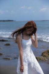 1DX_1149 (Chris Photography(王權)(FB:王權)) Tags: 2470lii 1dx ocean girl