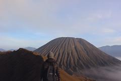 Bromo (moicestflorence) Tags: asie asia indonsie indonesia java bromo volcan volcano sunrise jansport
