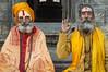 Nepal - Pashupatinath - Saddhus_DSC4206 (Darrell Godliman) Tags: nepalpashupatinathsaddhusdsc4206 saddhu sahhus pashupatinath kathmandu nepal asia portrait portraits orange holymen hindu hinduism religious religion saddhus men man