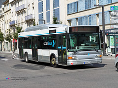 Heuliez GX317 - STAN 268 (Pi Eye) Tags: bus autobus nancy cugn grandnancy cgfte stan heuliez gx317 gnv cng erdgas