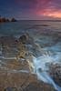 The Wherry Whirl (paul downing) Tags: pauldowning pd1001 pauldowningphotography nikon d7200 sunrise autumn whitburn longexposure hitech gnd 12 filters