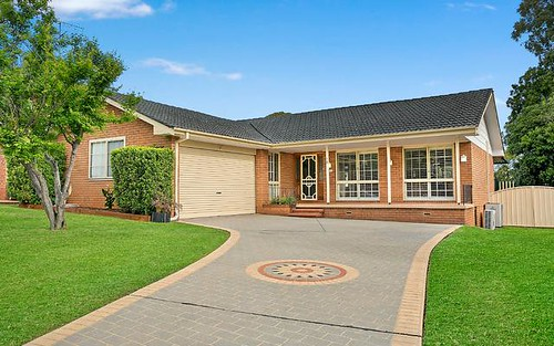 16 Gabrielle Avenue, Baulkham Hills NSW 2153