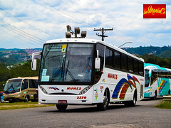 Nunes Turismo  2370 (busManíaCo) Tags: busmaníaco nikond3100 lightroom nunes turismo carro 2370 caio giro 3400 volkswagen 17260 eot rodoviário