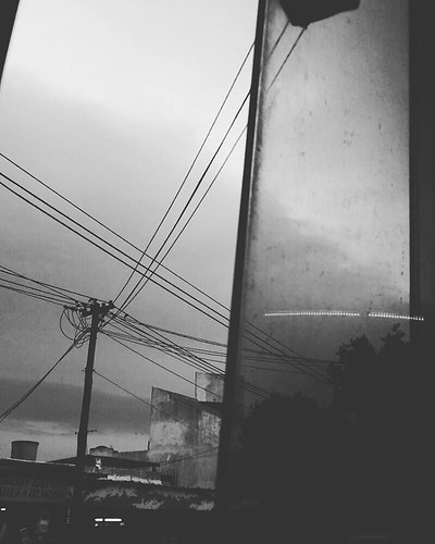 Llueve sobre Baires. #lluvia #tormenta #rainyday