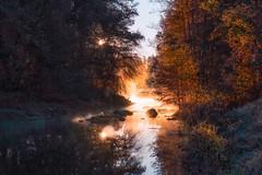 Morning glory (PixPep) Tags: brunsberg arvika sverige vrmland sweden nature landscape river creek mist interesting
