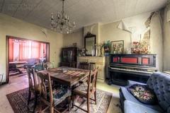 (satanclause) Tags: abandoned house verlaten huize godelieve oputn dm piano klavir belgium urbex hdr