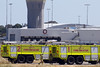 ARFF Training in the heat at Adelaide Airport (adelaidefire) Tags: ypad adelaide airport arff aircraft rescue fire fighting air services australia rosenbauer panther sasgar