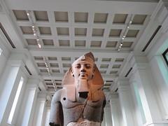 UK - London - West End - British Museum - Ramesses II (JulesFoto) Tags: uk england london westend britishmuseum ancientegypt ramesses pharoah