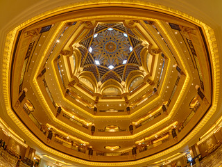Emirates Palace - Golden Dome