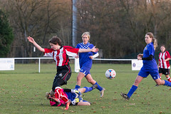 Altrincham LFC vs Stockport County LFC - December 2016-178 (MichaelRipleyPhotography) Tags: altrincham altrinchamfc altrinchamlfc altrinchamladies alty amateur ball community fans football footy header kick ladies ladiesfootball league merseyvalley nwrl nwrldivsion1south nonleague pass pitch referee robins shoot shot soccer stockportcountylfc stockportcountyladies supporters tackle team womensfootball
