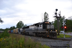 NS 6575 EMD SD60 (459) (Trucks, Buses, & Trains by granitefan713) Tags: railroad train ns locomotive freighttrain norfolksouthern manifest emd sd60 mixedfreight standardcab emdsd60 sunburysub cpsunburysub
