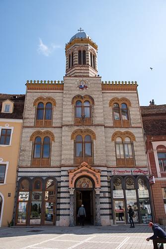Biserica Sf^anta Adormire (Brasov) ©  Andrey