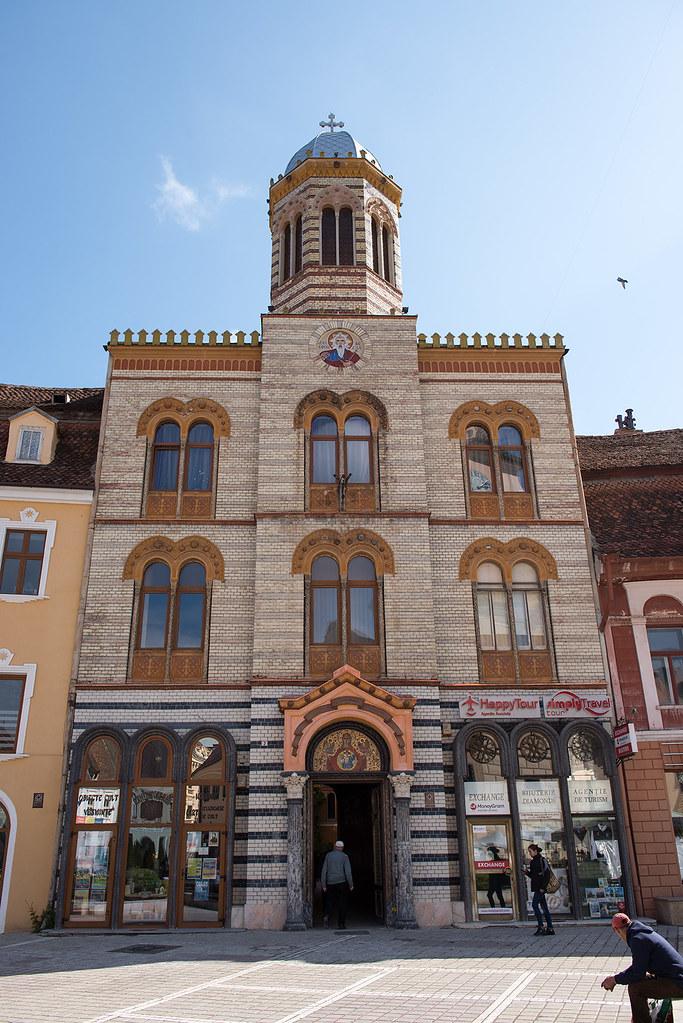 фото: Biserica Sf^anta Adormire (Brasov)